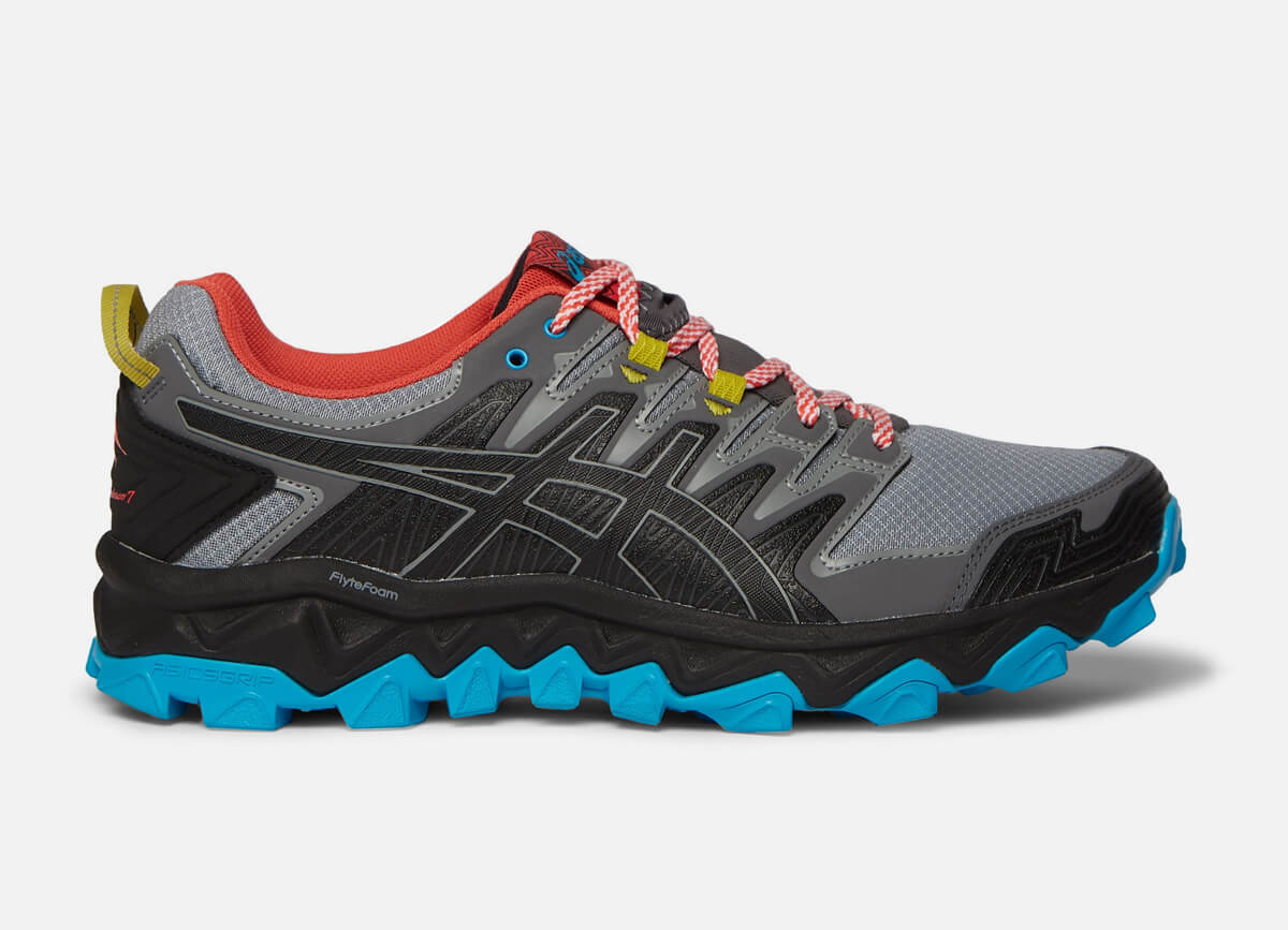 ASICS GEL-FUJITRABUCO 7 GORE-TEX Mesh And Rubber Trail Running Sneakers