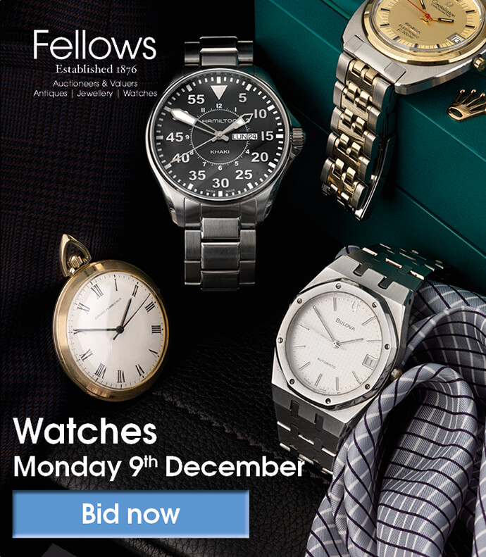 Fellows The Watch Sale - December