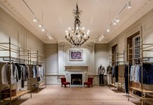 Hackett, 14 Savile Row