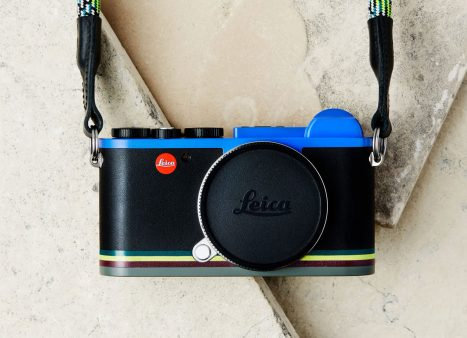 Leica CL Paul Smith Edition