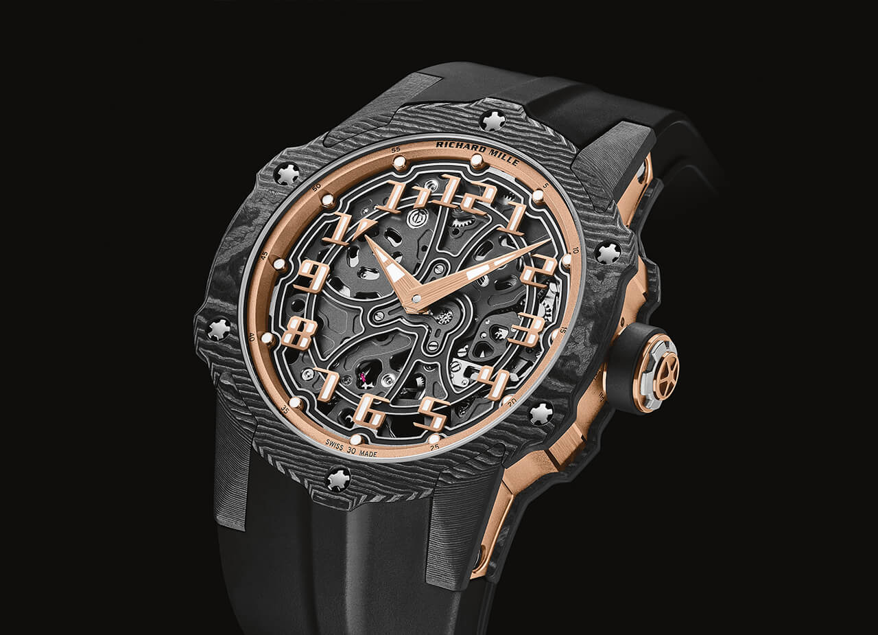 Richard Mille RM 33-02 Automatic