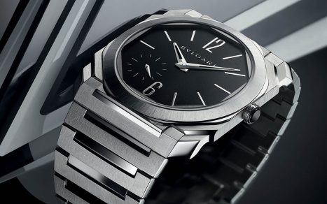 Bulgari Octo Finissimo Automatic Satin-Polished Collection