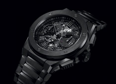 Hublot Big Bang Integral All-Black