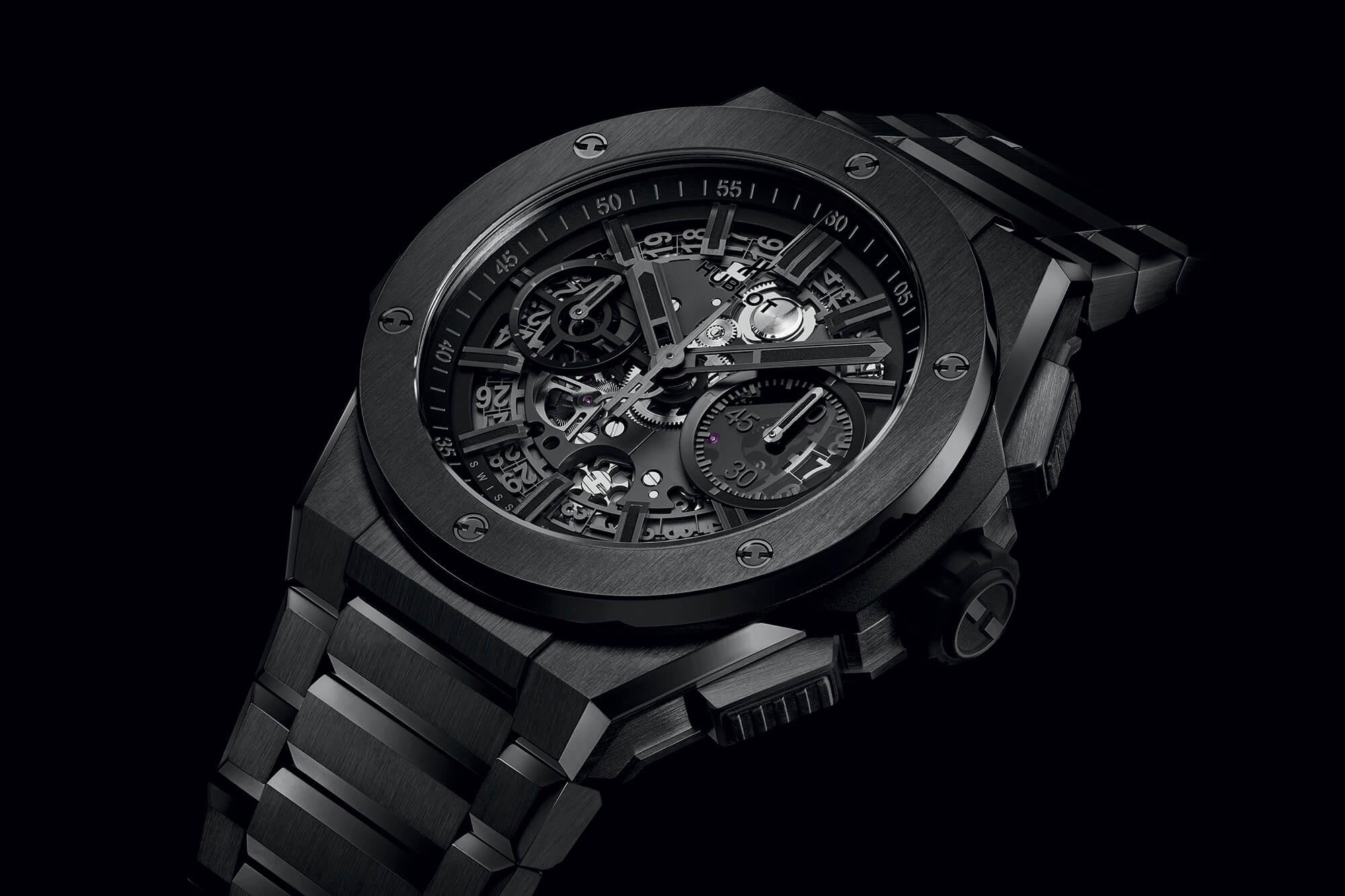 introducing  hublot big bang integral watch