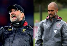Jurgen Klopp Vs Pep Guardiola
