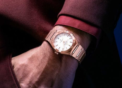 Omega Constellation Gent's 2020 Collection
