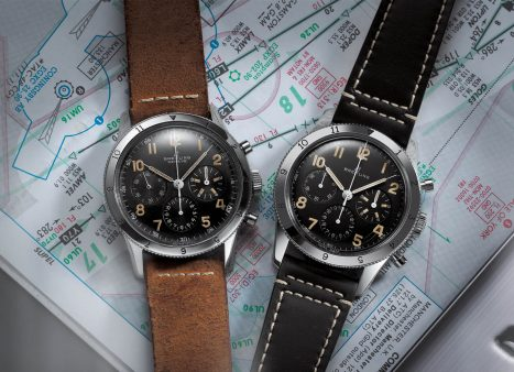Breitling 765 AVI 1953 Re-Edition