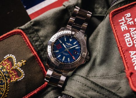 Breitling Avenger Royal Air Force Red Arrows Limited Edition