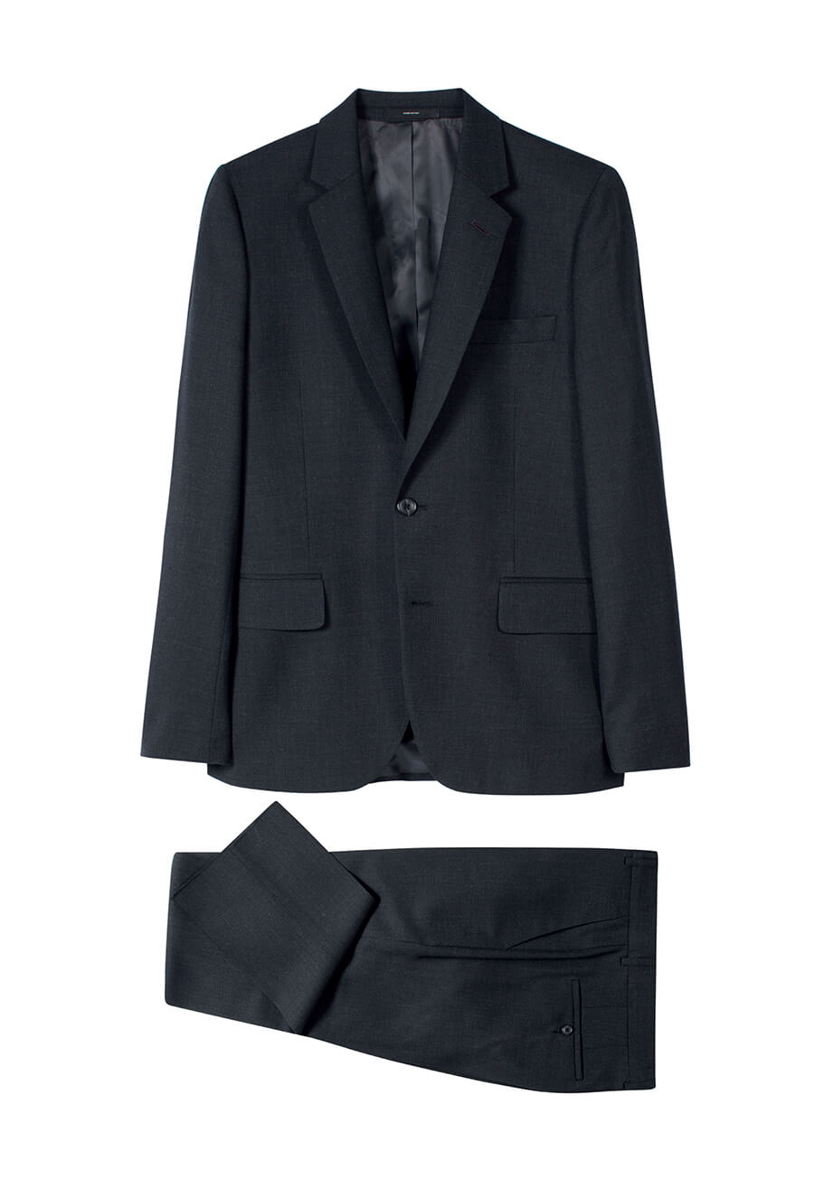 Paul Smith 'The Soho' Tailored-fit 'A Suit to Travel-in' Suit