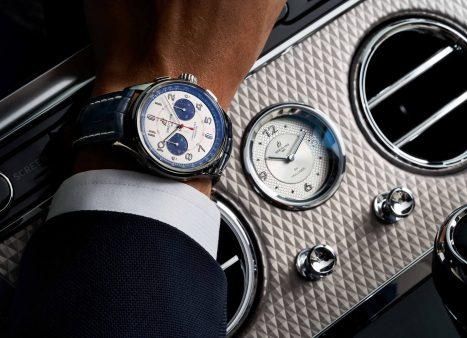 "Breitling Premier ""Bentley Mulliner"" Limited Edition"
