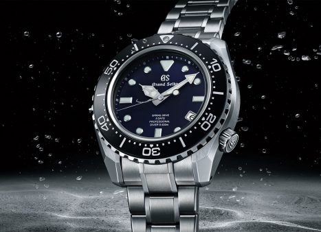 Grand Seiko 60th Anniversary Limited Edition Professional Diver's Watch 600M Watch