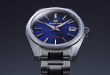Grand Seiko SBGH281 60th Anniversary Limited Edition