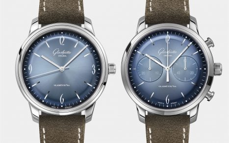 Glashütte Original Sixties and Sixties Chronograph Annual Edition 2020 Watches