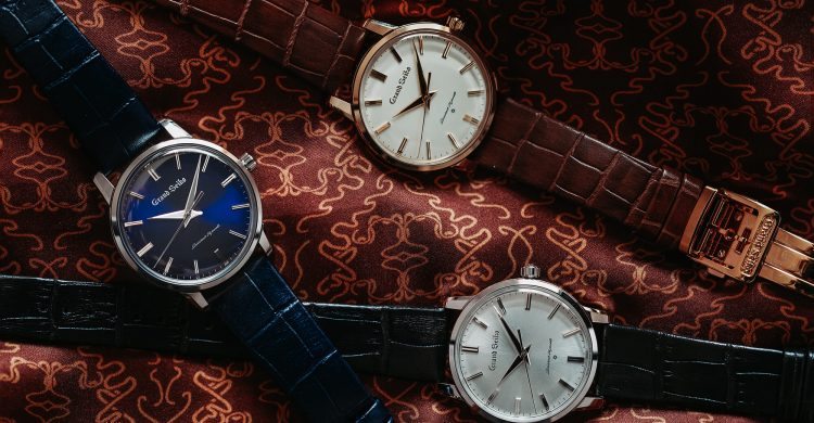 Grand Seiko 60th Anniversary Re-creation of the first Grand Seiko