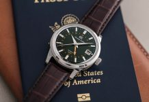 Grand Seiko x Watches of Switzerland Toge Special Edition