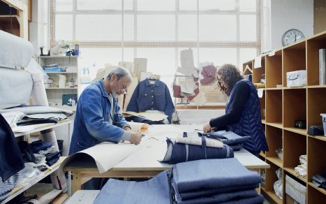 How British Jeans Won Over the World