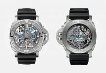 Panerai Submersible Ecopangaea Tourbillon GMT Mike Horn Edition