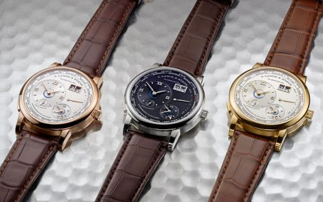 A. Lange & Söhne Lange 1 Time Zone Collection