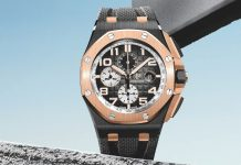 Audemars Piguet Royal Oak Offshore Selfwinding Chronogragh Black Ceramic 26405NR.OO.A002CA.01