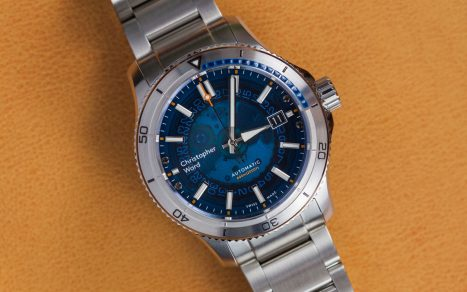 Christopher Ward C60 Sapphire Watch Review