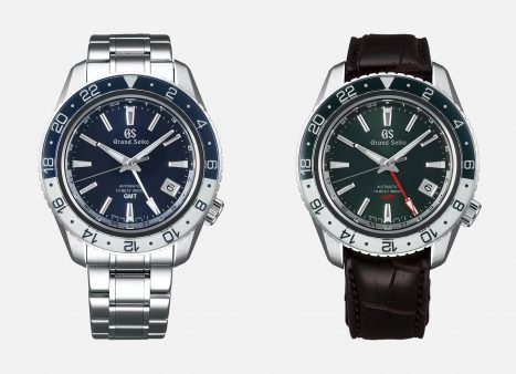 Grand Seiko Sport Collection (Ref. SBGJ237 and SBGJ239)
