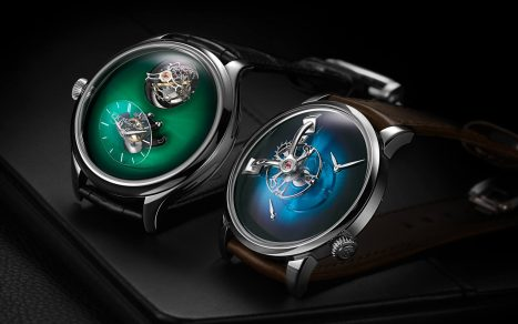 H. Moser & Cie x MB&F