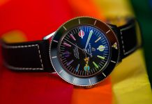 Breitling Superocean Heritage '57 Limited Edition Watch Review