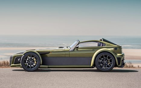 Donkervoort D8 GTO-JD70 2G Super Sports Car