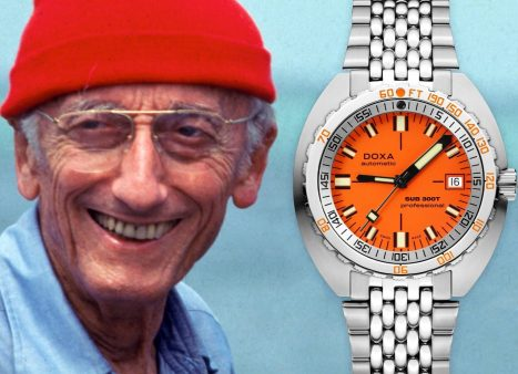 Jacques Cousteau Doxa SUB 300