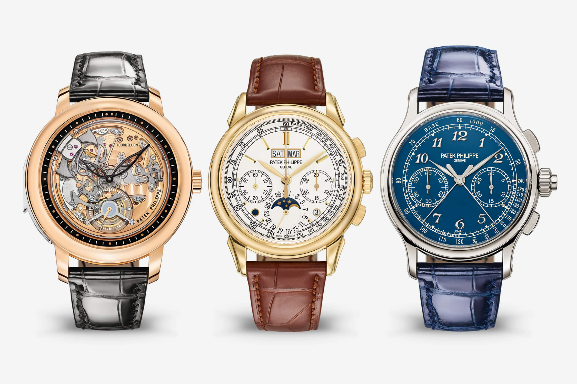 Patek Philippe's New 2020 Grand Complication Models