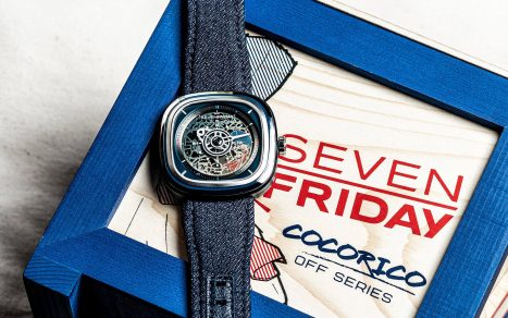 SevenFriday T1/01 Cocorico