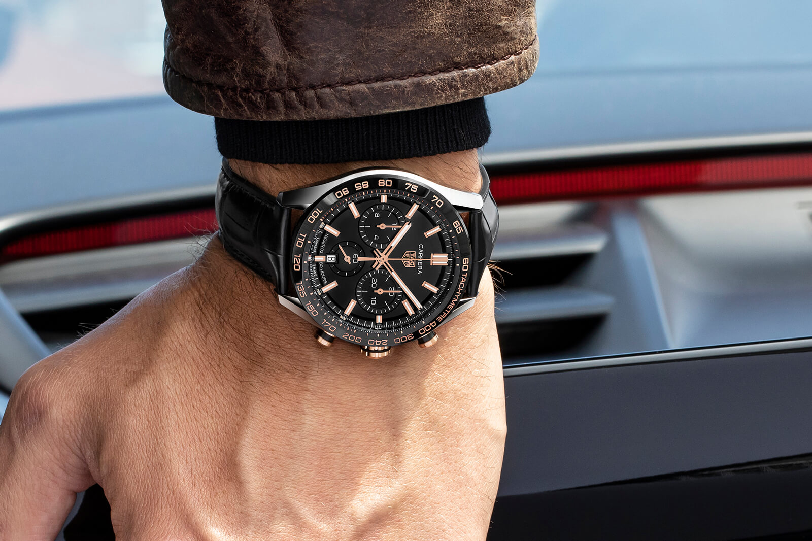 TAG Heuer Carrera Sport Chronograph 44mm Calibre Heuer 02 Automatic