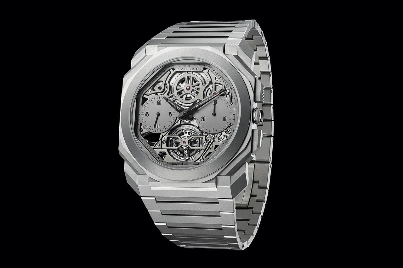Bulgari Octo Finissimo Tourbillon Chronograph Skeleton Automatic