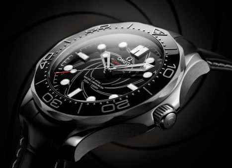 "Omega Seamaster Diver 300M ""James Bond"" Numbered Edition"