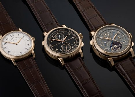 A. Lange & Söhne featured