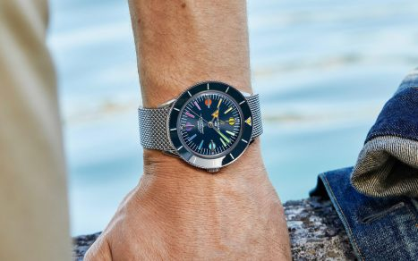 Breitling Superocean Heritage 57 featured