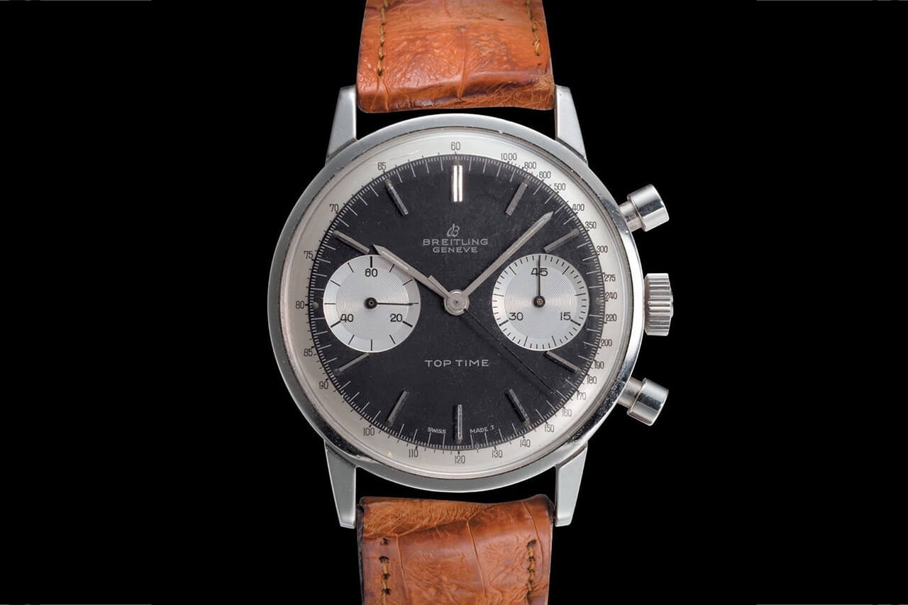 Breitling Top Time - 1965 Thunderball