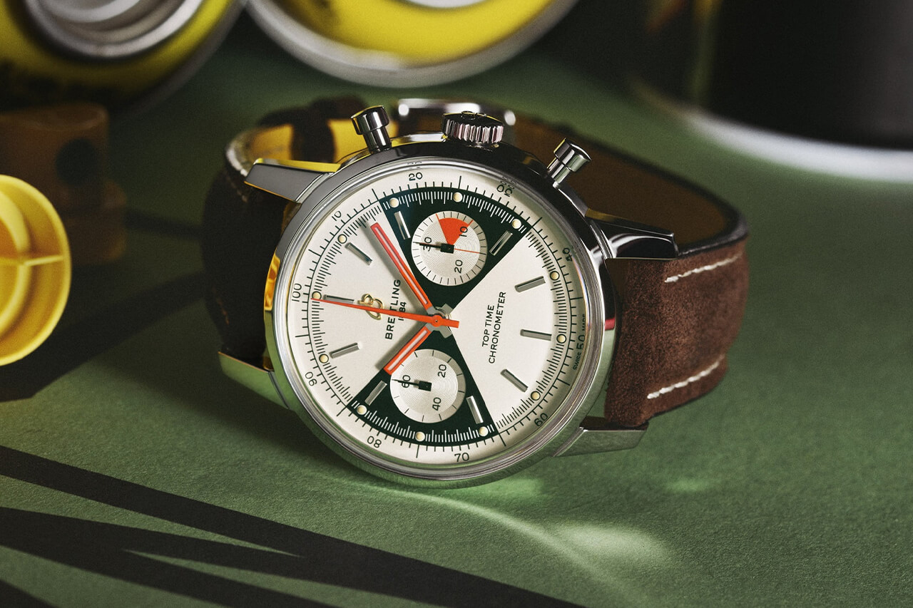Breitling Top Time 2020
