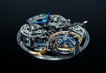 Grand Seiko T0 (T-Zero) Constant-Force Tourbillon Movement 4