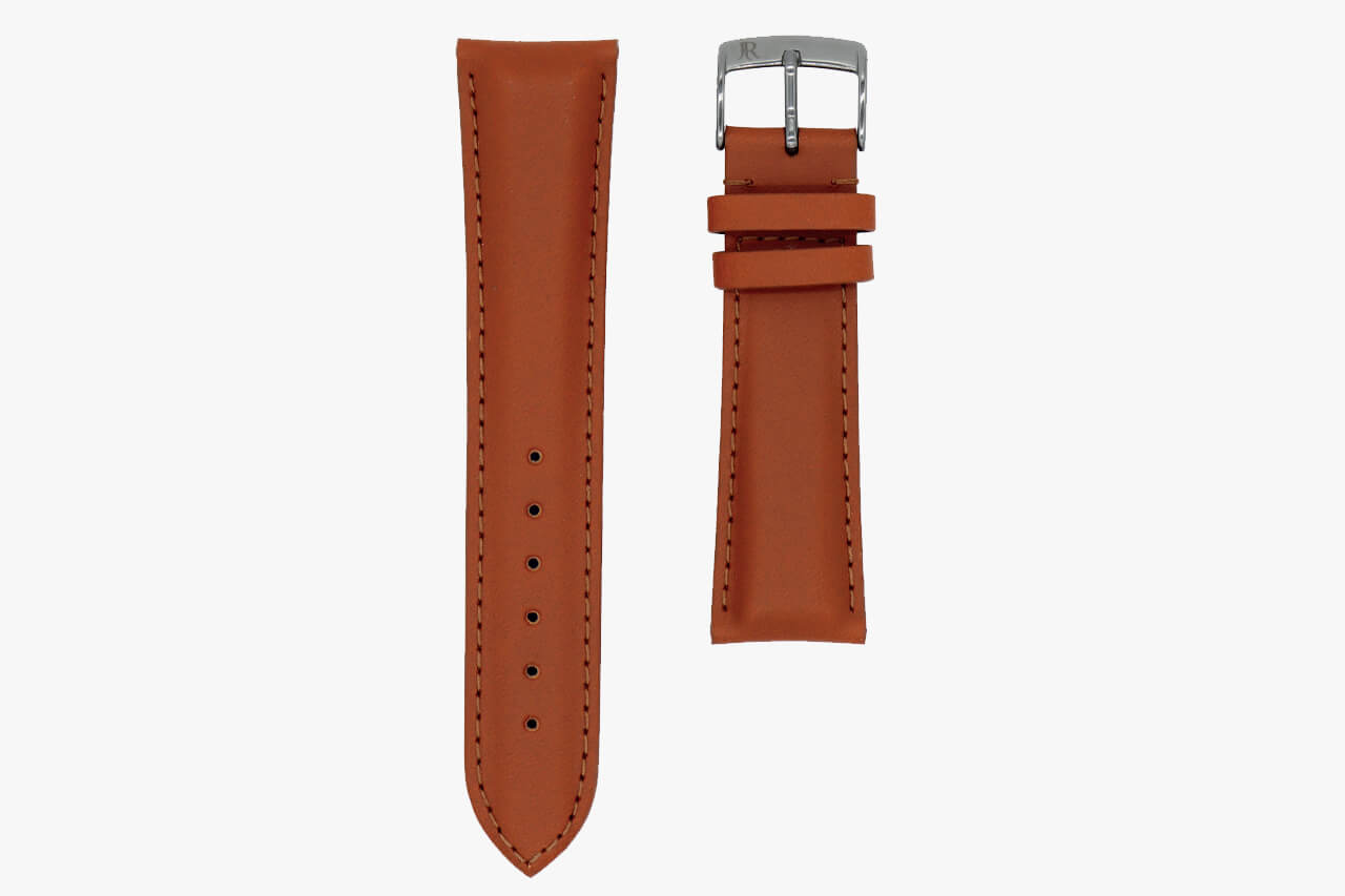 Jean Rousseau Vegetable Tanned Calf Strap