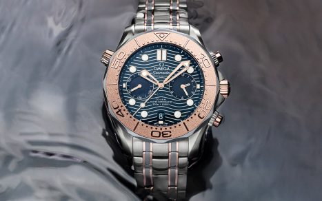 Omega Seamaster Diver 300M featured