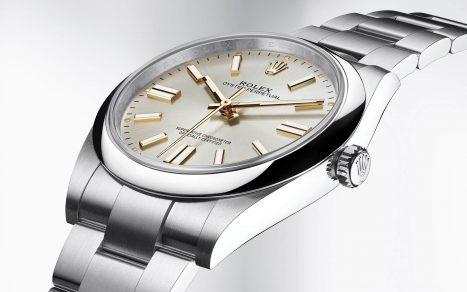Rolex Oyster Perpetual 2020 41mm