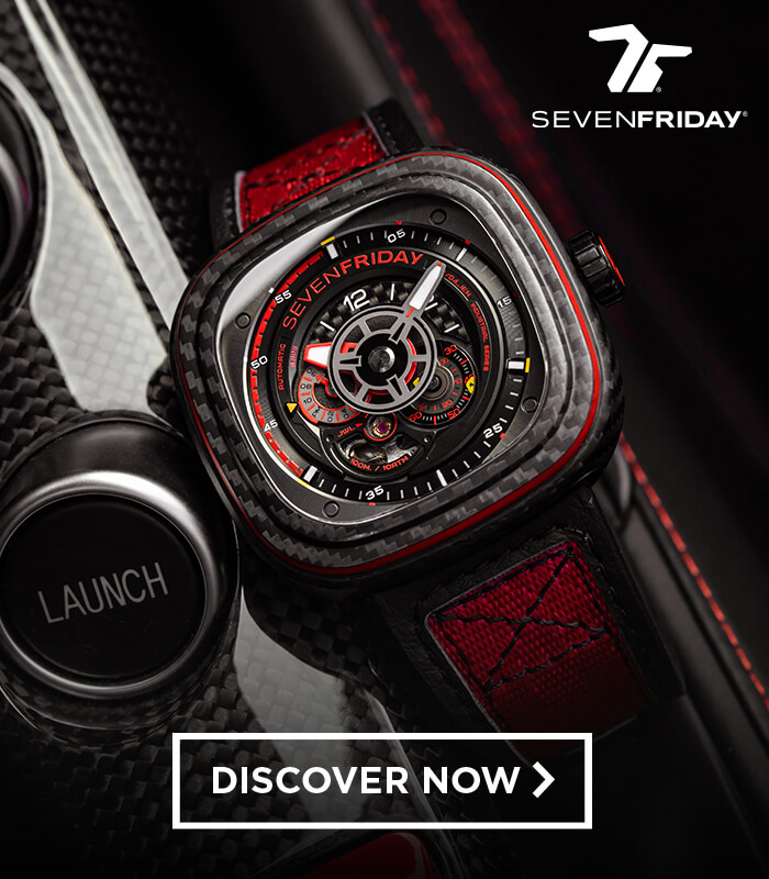 SevenFriday - Discover More