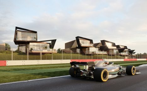 Trackside Living at Silverstone featured