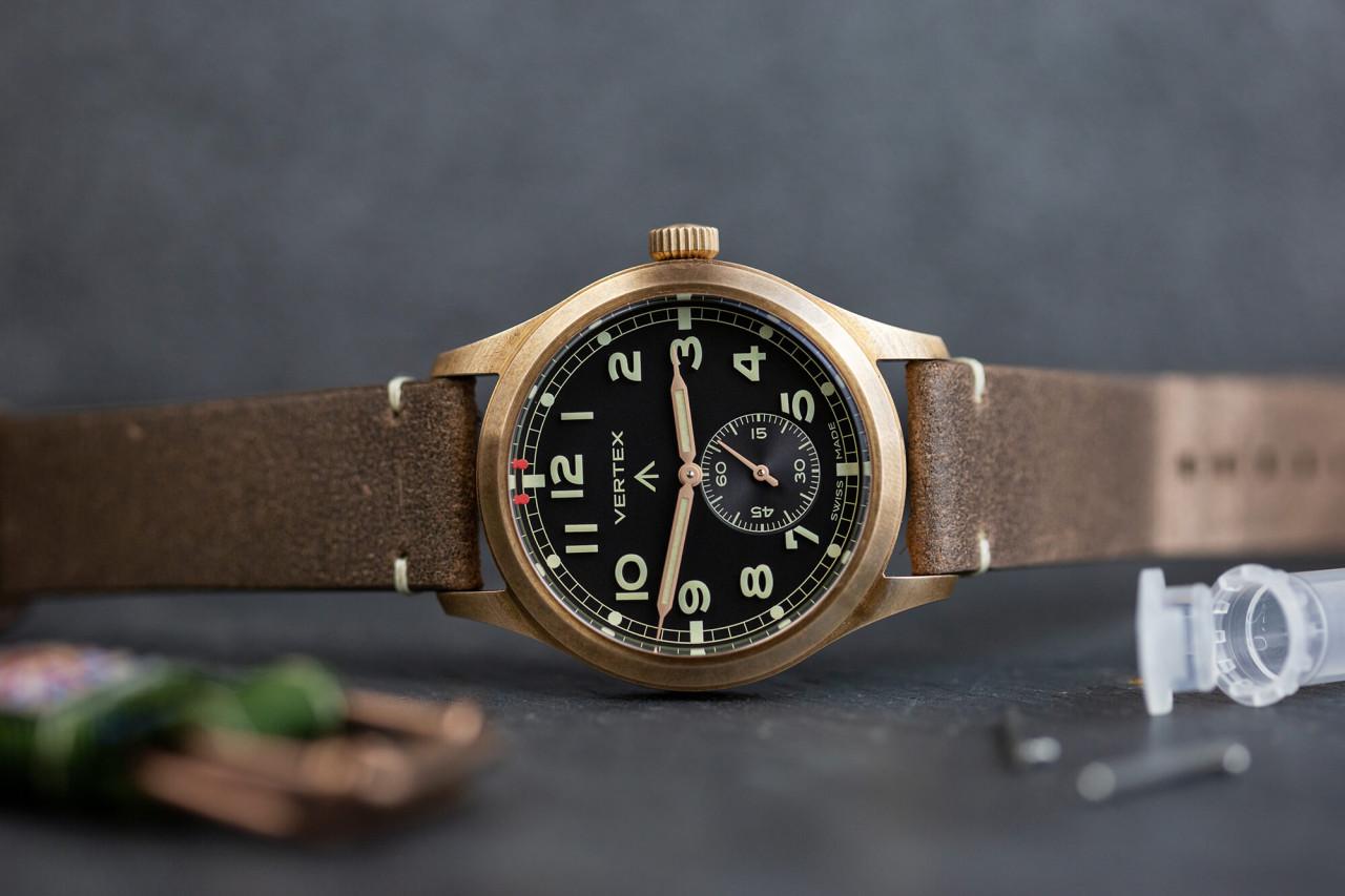 Vertex M100 Bronze 75