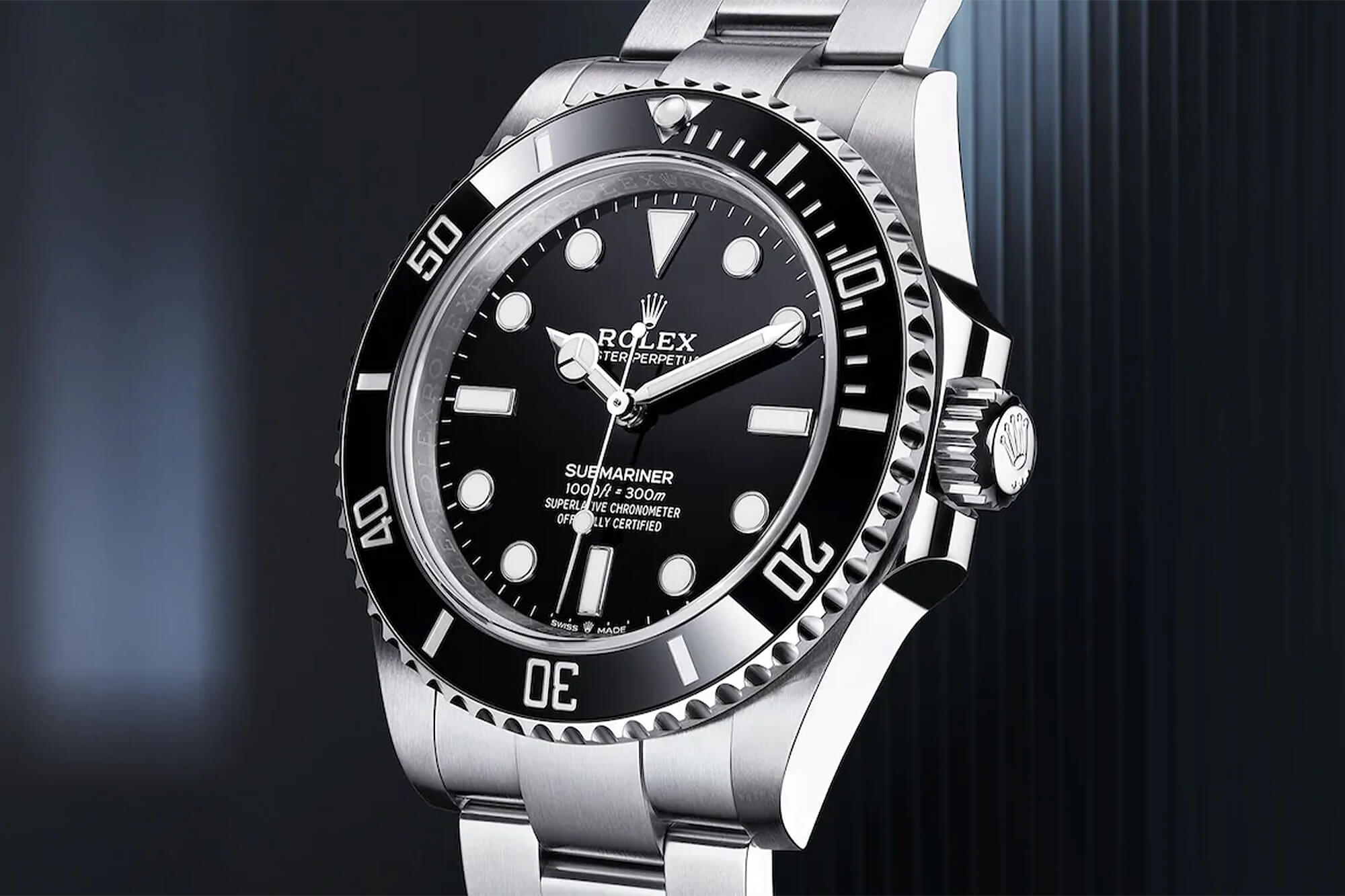 rolex submariner featured