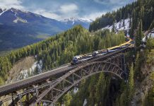 the rocky mountaineer featured