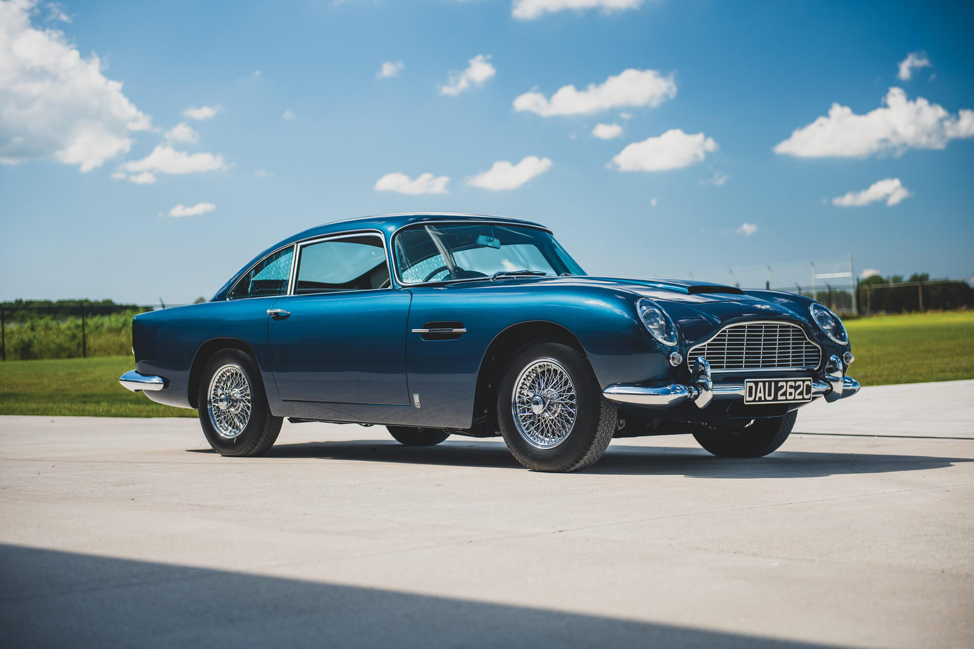 1964 Aston Martin DB5 Vantage