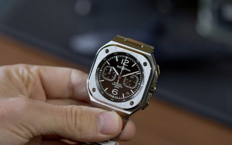 Bell & Ross BR05 Chronograph featured