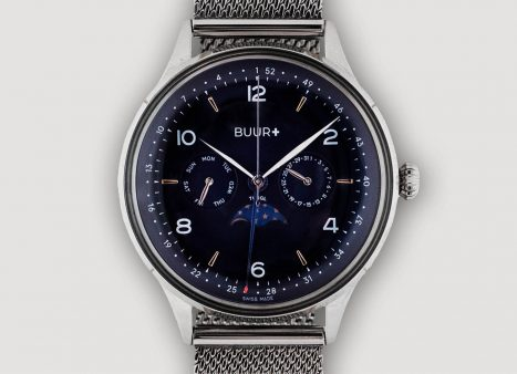 BUUR+ Watches